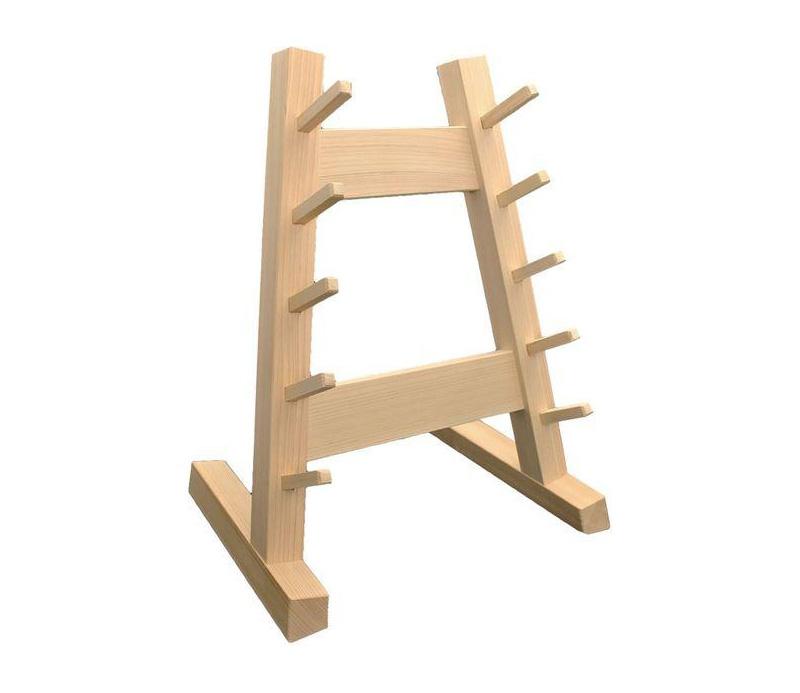 木製包丁掛け
